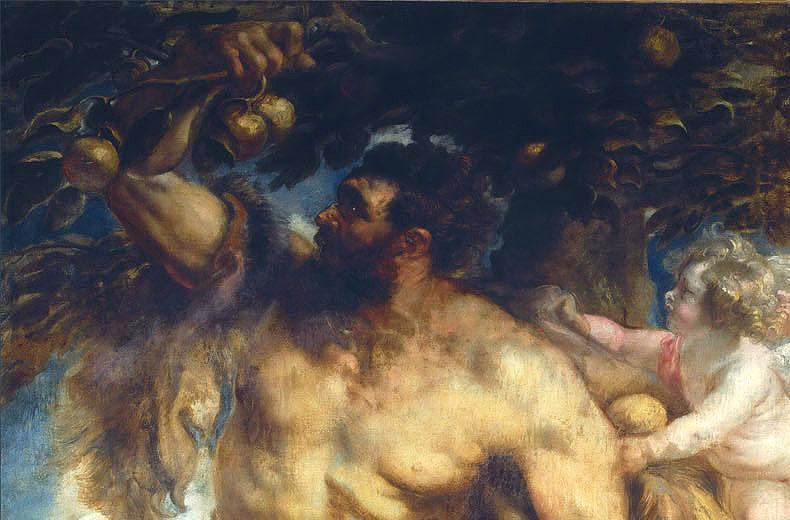 Ercole-e-i-tre-pomi-d-oro-nel-giardino-delle-Esperidi-Rubens-dettaglio
