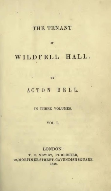 The_Tenant_of_Wildfell_Hall